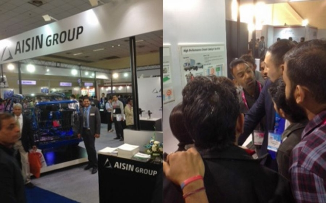 「Auto Expo 2016 @India」2nd & 3rd Day