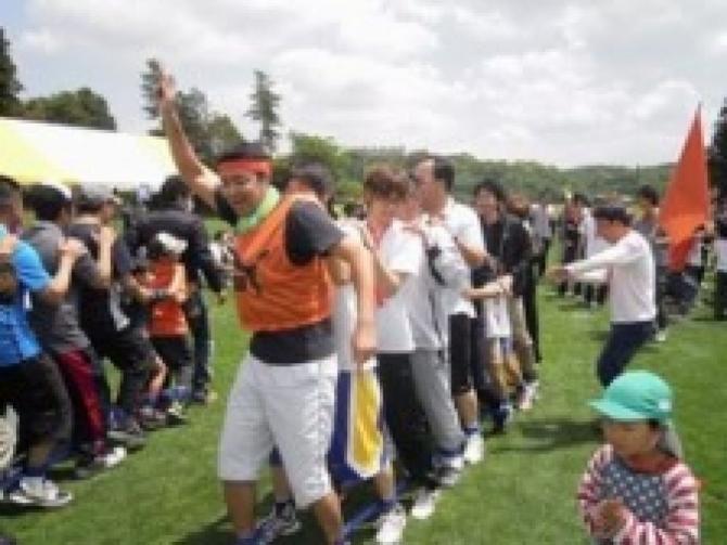 「軽スポーツ大会」を開催