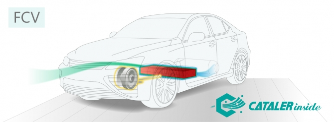 月刊生産財マーケティングに、当社「燃料電池用電極触媒」について掲載されました