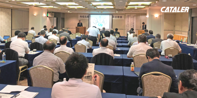 「宮崎県自動車産業振興会」にて当社のTQM活動を講演しました